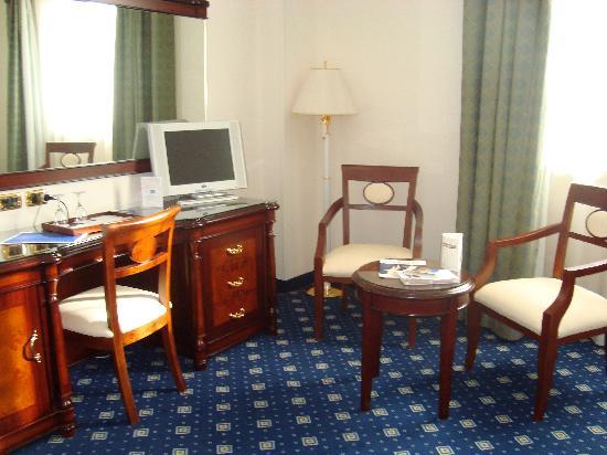 Tiberio Palace Hotel: la nostra camera 1