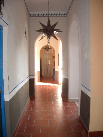 Hotel Julamis: corridor