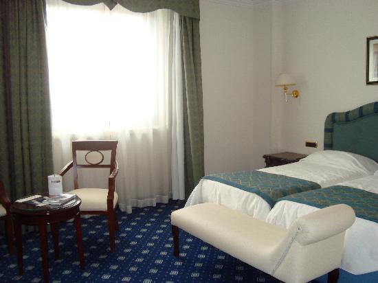 Tiberio Palace Hotel: ancora la camera