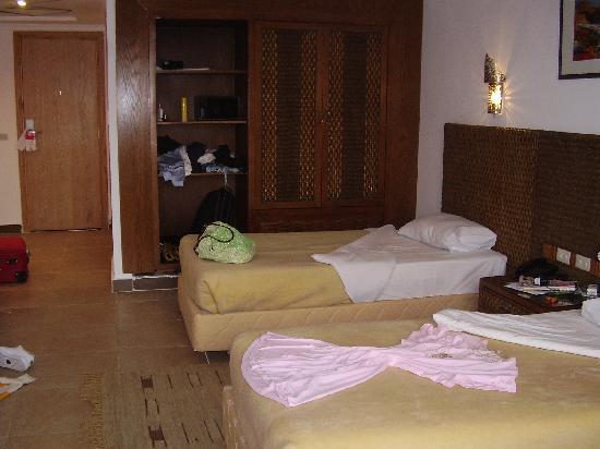 Aqua Blu Sharm : bedroom