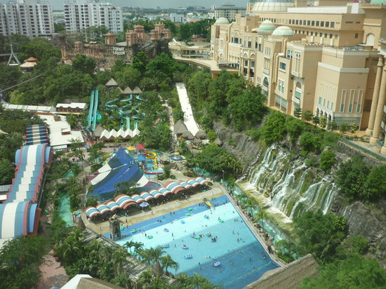 Sunway Resort Hotel & Spa: view from room