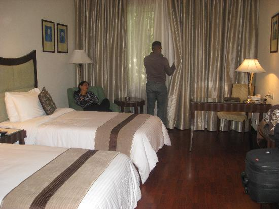 The Muse Sarovar Portico: Room