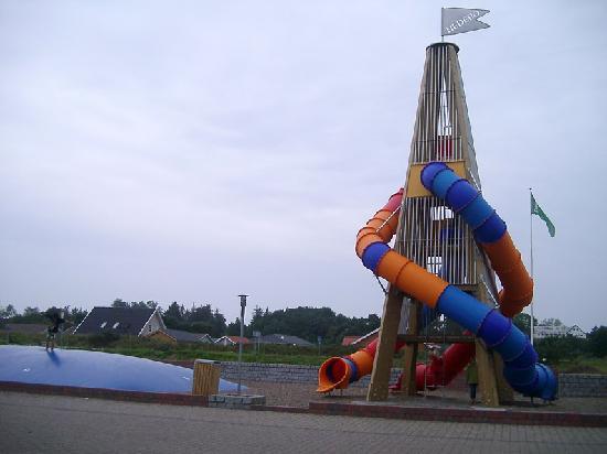 Hedebo Strand Camping Nordjylland: Juegos infantiles