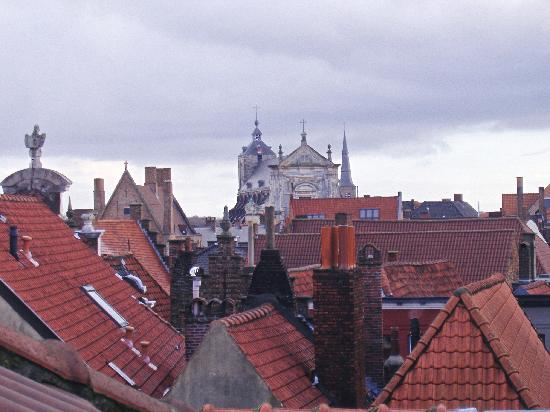 Hotel Heritage - Relais & Chateaux : View From Room