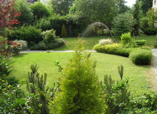 Villa Sonnenstrahl: Garten