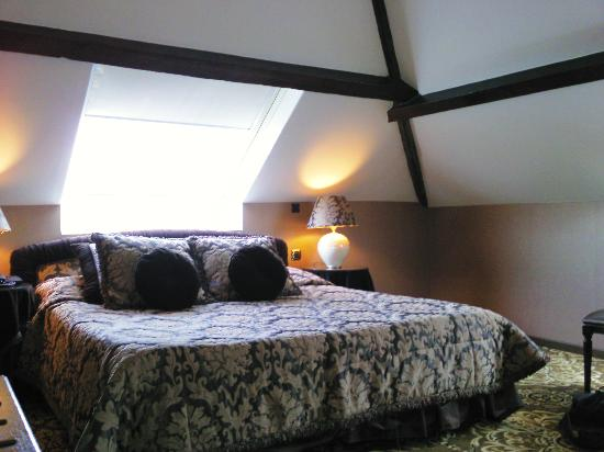 Hotel Heritage - Relais & Chateaux: Bedroom