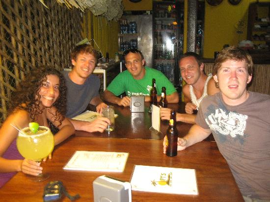 FT's Tamarindo Cabinas : Fun times