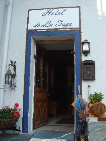 Hotel de la Sage : Hotel La Sage