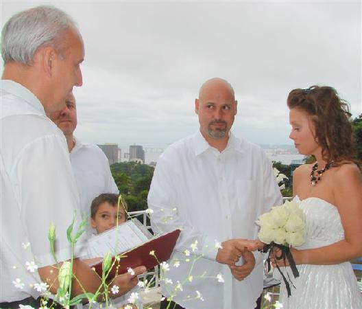 "Maria Santa Teresa: Saying ""I do"""