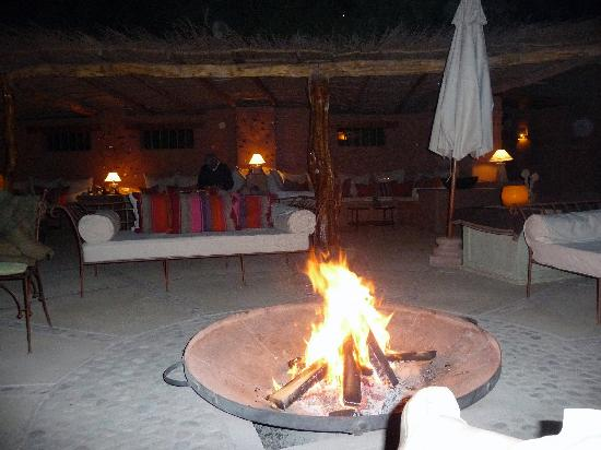 Awasi Atacama - Relais & Chateaux: A great place to end the day