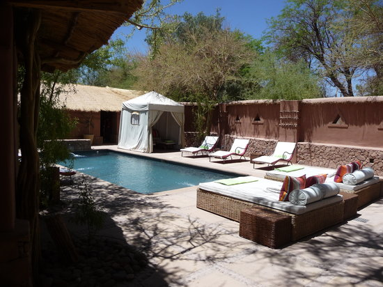 Awasi Atacama - Relais & Chateaux: This will be the pool then!