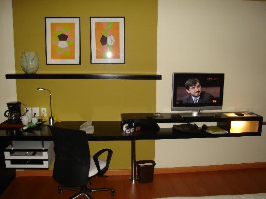 Pestana Caracas Premiun City & Conference Hotel: Foto de la habitación.