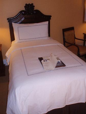Four Seasons Hotel Mexico City: Crisp linens