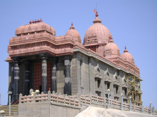 Kanyakumari, India: Vivekananda Memorial