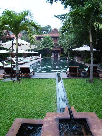Belmond La Residence d'Angkor: Swimming Pool