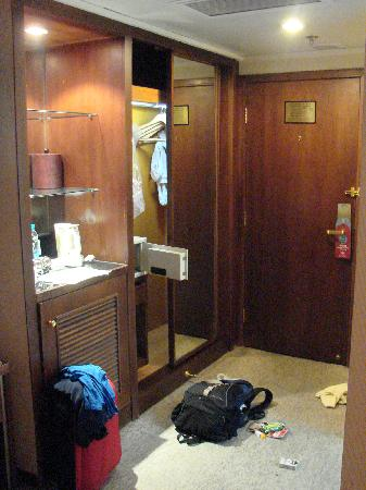 Nanjing Great Hotel: Messy sorry