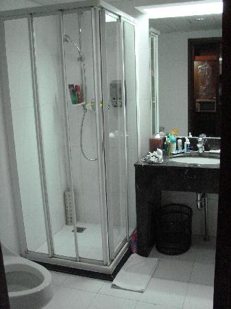 Nanjing Great Hotel: El bano