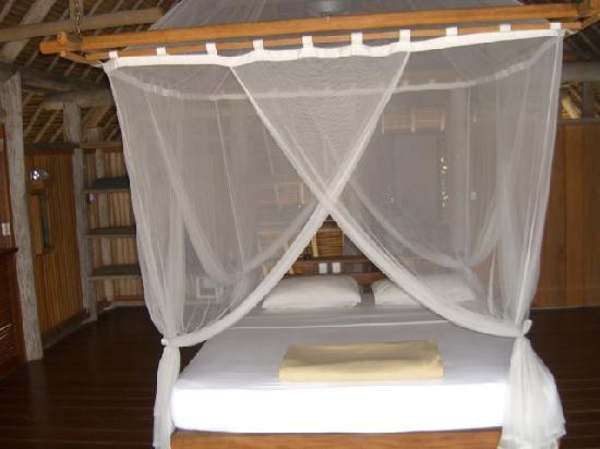 Nikoi Island : Bedroom