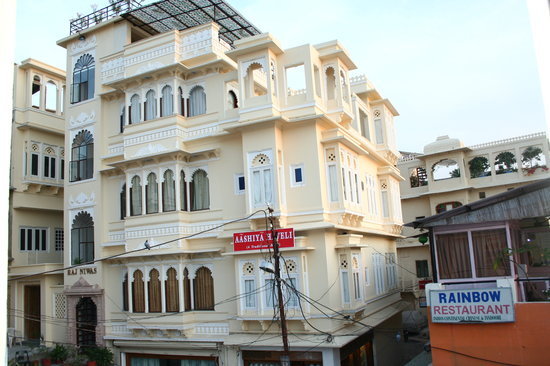 Hotel Aashiya Haveli: THE HAVELI