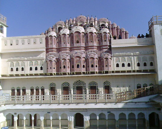 Jaipur, Índia: city palace
