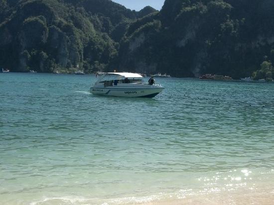 Andaman Leisure Phuket Co., Ltd.: Unser Speedboat (10 Plätze)