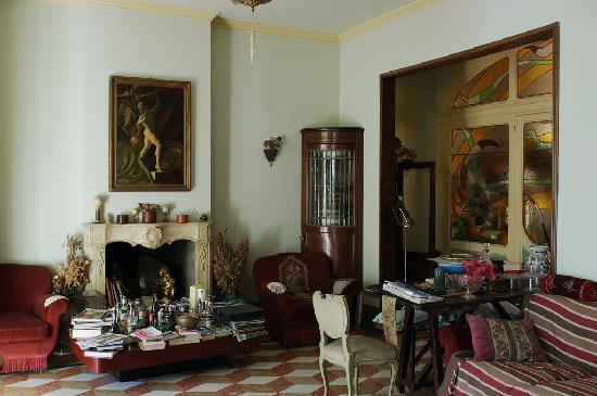 Ca' Fosca due Torri: living room 2