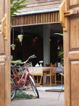 Pak Chiang Mai: Main Entrance