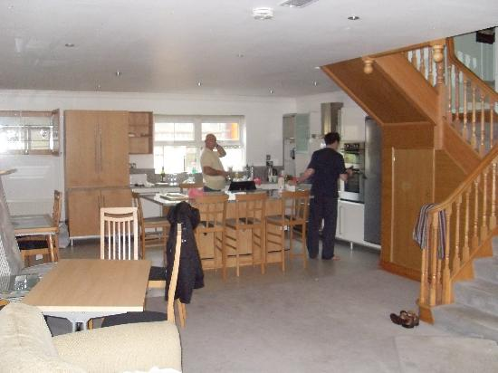 Acton Lodge Bed & Breakfast: The Kitchen