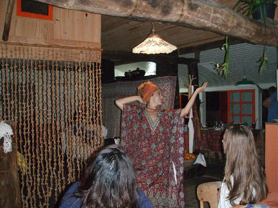 Afro Dance at Casa do Ceo