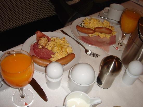 The Nice German Breakfast At The Concorde Frankfurt Germany Picture Of Hotel Concorde Frankfurt Tripadvisor