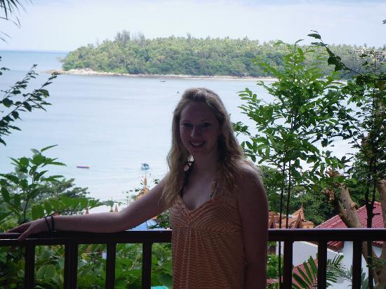 Our balcony view foto chanalai garden resort kata beach for On our balcony