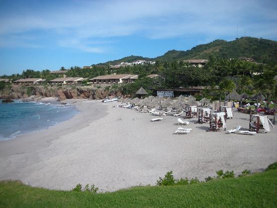 Four Seasons Resort Punta Mita: The beach