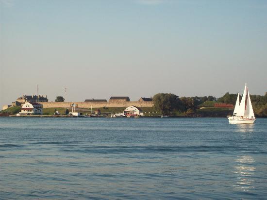 Niagara-on-the-Lake, Canada: GREAT LAKE VIEW