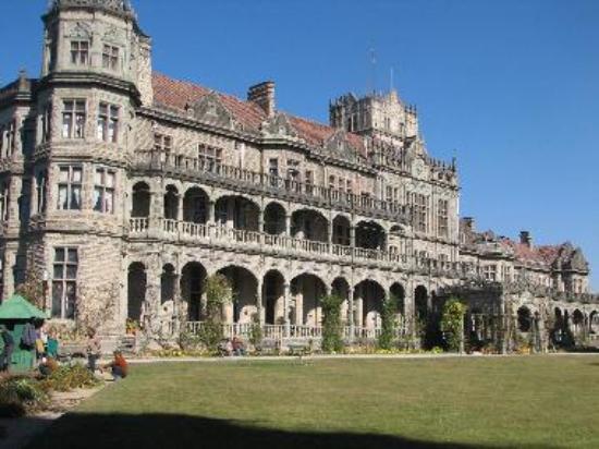 the Advance Studies, Shimla