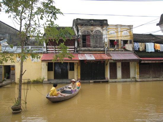 ฮอยอัน, เวียดนาม: Venice in Hoian