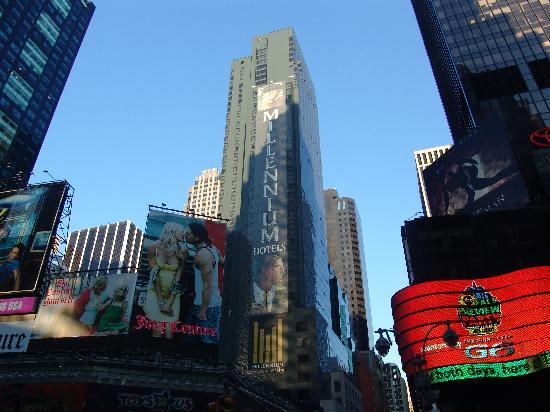 Un Millenium Hotel New York