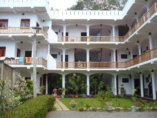 Unawatuna Nor Lanka Hotel : Nor Lanka Hotel