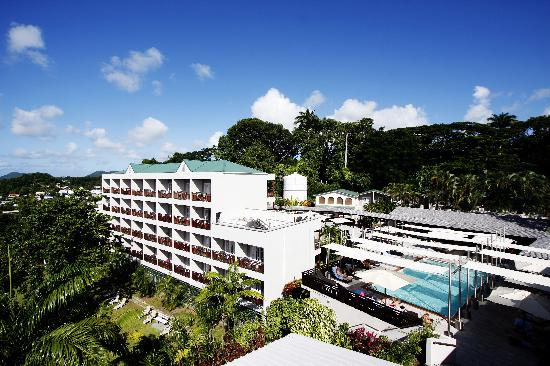 Bel Jou Hotel St Lucia