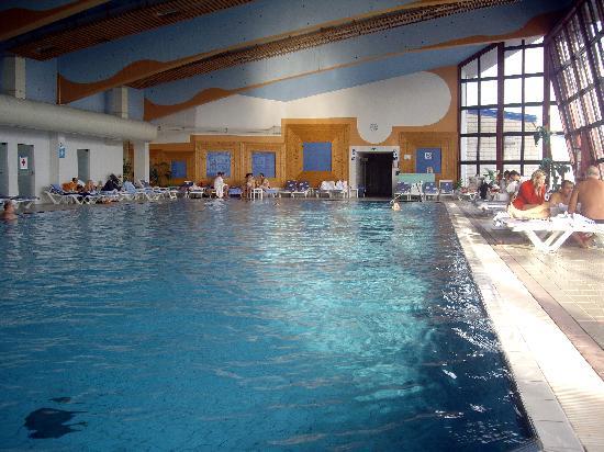 Catez ob Savi, Eslovenia: Hotel Terme (Čatež) - Piscina interna