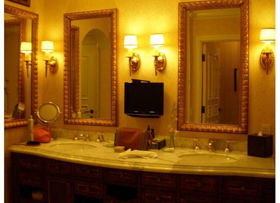 Fairmont Grand Del Mar: Bathroom Sinks
