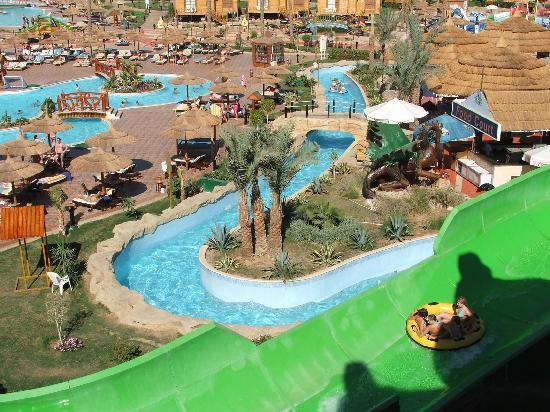 Aqua Blu Sharm: Raft ride and Dingys on rapids