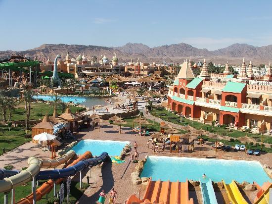 Aqua Blu Sharm: What a view !!