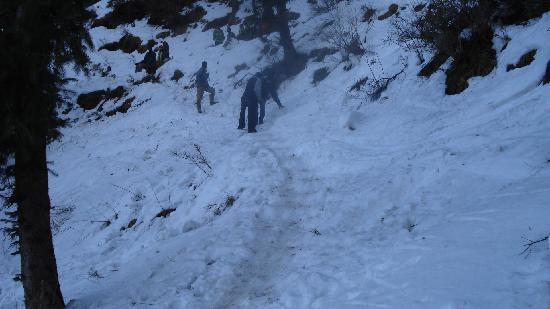 Shimla, India: paradise.......