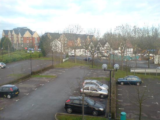 Campanile Hotel Milton Keynes - Fenny Stratford: View