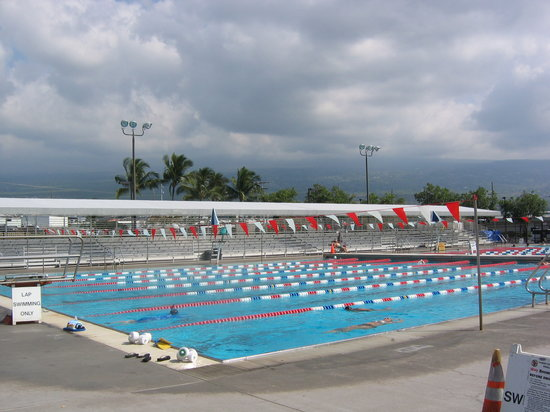 Kona Community Aquatic Center: Kona Aquatic Center