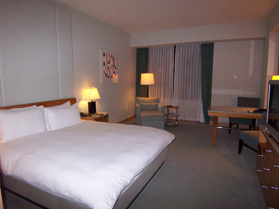 Grand Hyatt Incheon: Bedroom