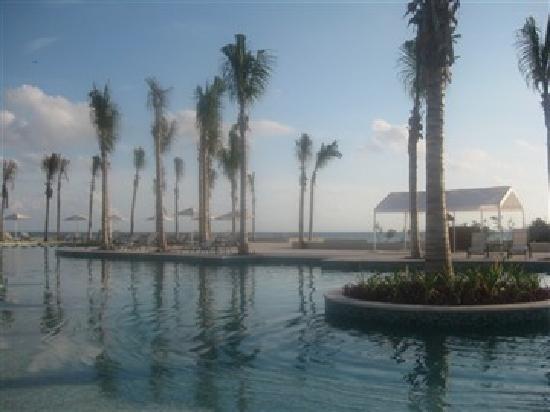 Hacienda Tres Rios : the pool