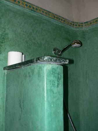 Lalla Mira Hotel-Restaurant-Hammam : Shower
