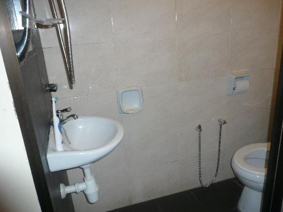 D'Feringghi Haus: What the?  They call this a bathroom