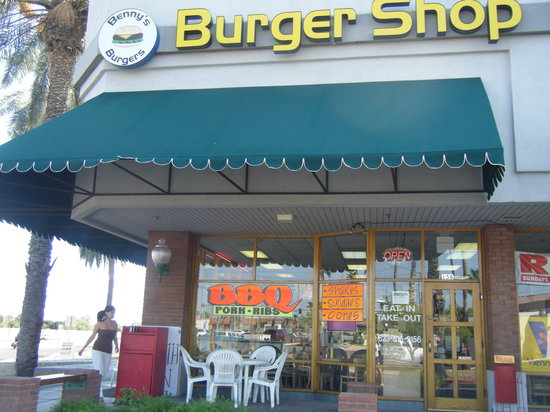 Sun City, AZ : Great Burgers!!!